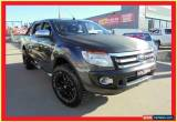 Classic 2011 Ford Ranger PX XLT Grey Automatic A 4D Utility for Sale