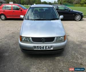 Classic  VOLKSWAGEN POLO 1.4 CL AUTOMATIC  SILVER  for Sale