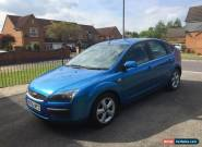Ford Focus 1.6 Zetec Climate 2006 for Sale