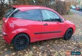 Classic Ford Focus Zetec  tdci 2004 red  ST REP  VERY CHEAP for Sale