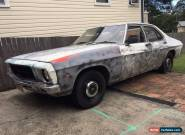 Holden HQ Kingswood, 1974 for Sale