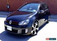 Volkswagen: Golf GTI for Sale