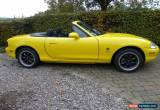 Classic 2001 (Y) Mazda MX5 California only 68,000 miles for Sale