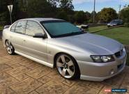 VZ HOLDEN COMMODORE SV6 for Sale
