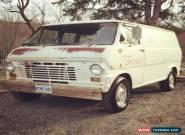 Ford: E-Series Van E-200 for Sale
