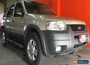 2001 Ford Escape, Auto, All Wheel Drive, NO RESERVE !!! BARGAIN !!! CHEAP !!! for Sale