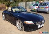 Classic 2003 BMW Z4 3.0I AUTO BLACK for Sale