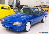 Classic 1984 Holden Commodore Berlina Formula Blue Manual M Sedan for Sale