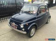 Fiat 500 f for Sale