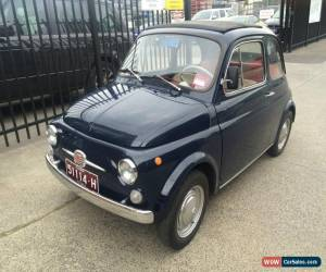 Classic Fiat 500 f for Sale