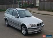 BMW E46 330i SE Touring Manual 2001  F/S History  for Sale