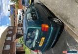 Classic 1998 VOLKSWAGEN POLO 1.6 CL AUTO GREEN for Sale