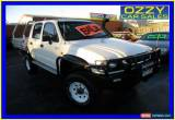 Classic 2003 Toyota Hilux LN167R (4x4) White Manual 5sp M Dual Cab Pick-up for Sale