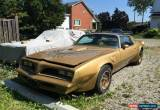 Classic 1978 Pontiac Trans Am 6.6 T/A Special Edition for Sale