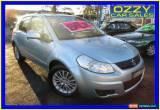 Classic 2009 Suzuki SX4 GY S Blue Automatic 4sp A Hatchback for Sale