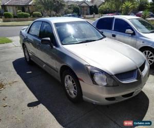 Classic 2004 mitsubishi magna Sedan (LPG Dual Fuel) for Sale