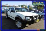 Classic 2006 Holden Rodeo RA MY06 Upgrade LX (4x4) White Manual 5sp M Crewcab for Sale