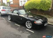 2003 BMW Z4 3.0I BLACK for Sale