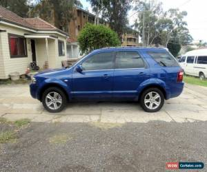 Classic 2010 Ford Territory SUV Automatic Wagon for Sale