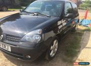Renault Clio 1.2 16v - 10m MOT - New clutch - Serviced - Good Car for Sale