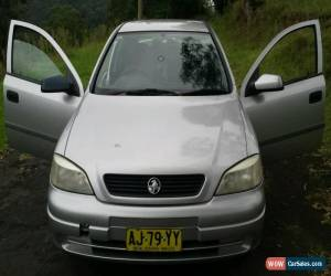 Classic 2000 Holden Astra Rego till 18/12/2016 $1,600.00!!! for Sale