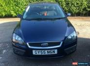 ****  2005/55  FORD FOCUS 1.6 TD...SPARES OR REPAIR******* for Sale