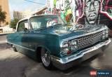Classic 1963 Chevrolet Impala for Sale