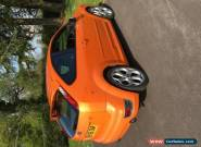 2006 FORD FOCUS ST-3 ORANGE for Sale