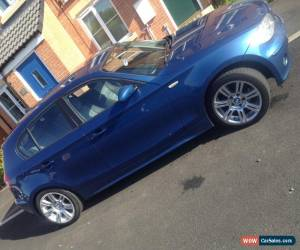 Classic 2004 BMW 118D SPORT BLUE...full service history only 87000 miles for Sale