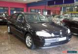 Classic 2003 Holden Astra TS Equipe Black Automatic 4sp A Hatchback for Sale