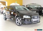 2009 Audi A3 8P MY09 E Black Manual 5sp M Hatchback for Sale