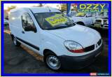 Classic 2006 Renault Kangoo X76 Integral White Automatic 4sp A Van for Sale