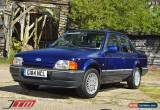 Classic Ford Orion Equipe 1.3 Full History 66k Classic Ford Feature car.  for Sale