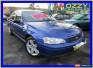 2003 Ford Falcon BA XT Blue Automatic 4sp A Sedan for Sale