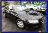 Classic 2006 Holden Commodore VZ MY06 Executive Black Automatic 4sp A Sedan for Sale