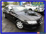 2006 Holden Commodore VZ MY06 Executive Black Automatic 4sp A Sedan for Sale