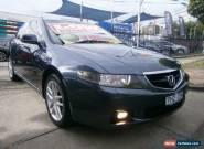 2005 Honda Accord Euro Luxury Grey Automatic 5sp A Sedan for Sale