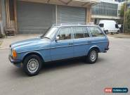 1981 Mercedes-Benz 300TD for Sale