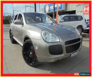 Classic 2003 Porsche Cayenne 9PA S Gold Automatic A Wagon for Sale