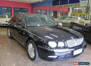 2001 Rover 75 Club Black Manual 5sp M Sedan for Sale