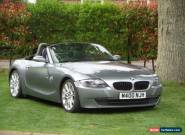 2007 BMW Z4  M SPORT GREY for Sale