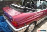 Classic Ford Escort Convertible 1.4 Dash, cheap insurance. for Sale