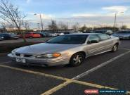 Pontiac Grand Am V6 3.4 SE Petrol 4 Door Sedan for Sale