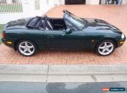 Mazda MX-5 (1998) Convertible Manual (1.8L - Multi Point F/INJ) Seats for Sale
