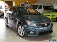 2011 Holden Cruze JH Series II SRi Blue Manual 6sp M Sedan for Sale