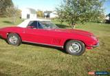 Classic 1967 Chevrolet Corvette for Sale