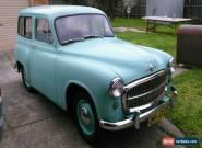 1956 Hillman Husky Vintage Delivery Van similar to Commer Austin Morris Sunbeam for Sale