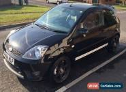 Ford Fiesta ST 150 2006 Panther Black for Sale
