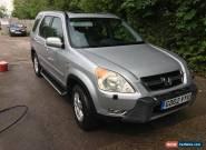 2002 HONDA CR-V I-VTEC SE SPORT , NO RESERVE, BARGAIN  for Sale