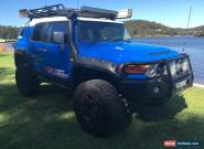 2011 Toyota FJ Cruiser GSJ15R Wagon 5dr Auto 5sp 4x4 4.0i MONSTER TRUCK OF ROAD for Sale